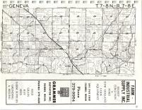 Map Image 010, Jennings County 1968