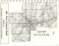 Map Image 013, Jennings County 1968