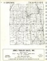 Map Image 002, Ripley County 1970