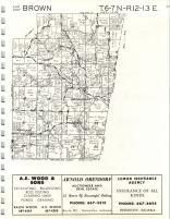 Map Image 003, Ripley County 1970