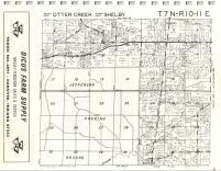 Map Image 004, Ripley County 1970