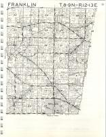 Map Image 012, Ripley County 1970