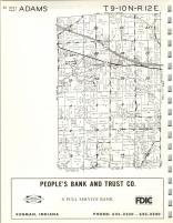 Map Image 016, Ripley County 1970