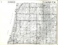 Map Image 001, Allegan County 1962