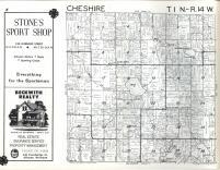 Cheshire T1N-R14W, Allegan County 1962