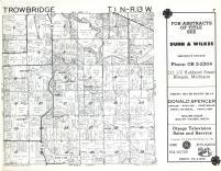 Trowbridge T1N-R13W, Allegan County 1962