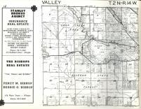Valley T2N-R14W, Allegan County 1962