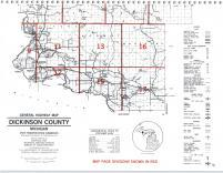 Map Image 027, Dickinson County 2000