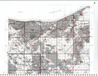 Map Image 028, Luce County 1987