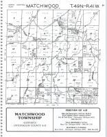 Matchwood T49N-R41W, Ontonagon County 1990