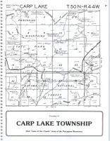 Carp Lake T50N-R44W, Ontonagon County 1990