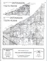 Map Image 035, Ontonagon County 1990