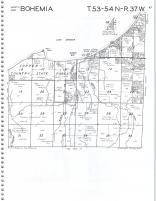 Map Image 039, Ontonagon County 1990