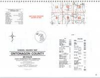 Map Image 041, Ontonagon County 1990