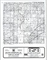 Blaine, Lexington, Circle Pines T31N-R23W, Anoka County 1979