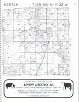 Map Image 027, Beltrami County 1978