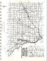 Map Image 001, Benton County 1968