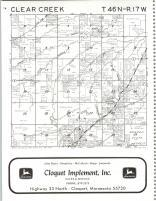 Clear Creek T46N-R17W, Carlton County 1978