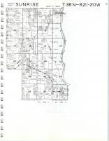 Map Image 009, Chisago County 1972