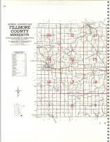 Map Image 026, Fillmore County 1981