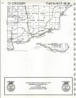 Map Image 014, Pine County 1973