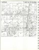 Map Image 026, Pine County 1973