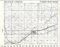Map Image 004, Rock County 1972
