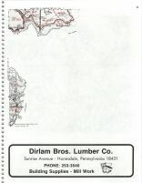 Map Image 004, Wayne County 1989