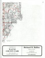 Map Image 014, Wayne County 1989