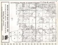 Map Image 009, Adams County 1973