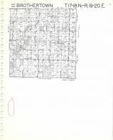 Map Image 002, Calumet County 1976