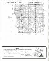 Map Image 001, Calumet County 1983