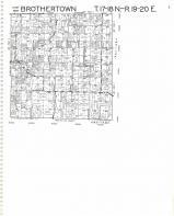 Map Image 002, Calumet County 1983