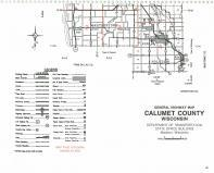 Map Image 013, Calumet County 1983