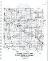 Map Image 024, Columbia County 1976