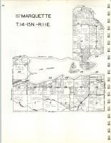 Map Image 008, Green Lake County 1969