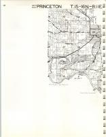 Map Image 010, Green Lake County 1969