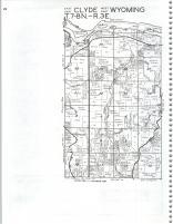 Map Image 016, Iowa County 1988