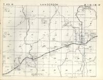 Map Image 015, Iron County 1952
