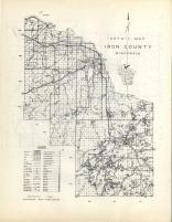 Map Image 028, Iron County 1952