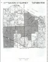 Map Image 017, Iron County 1985