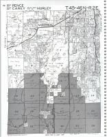 Map Image 021, Iron County 1985