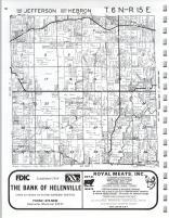 Jefferson, Hebron T6N-R15E, Jefferson County 1978