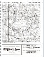 Greenfield, Shelby T15N-R6W, La Crosse County 1975