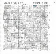 Maple Valley T29N-R18E, Oconto County 1992