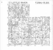 Little River T29N-R21E, Oconto County 1992