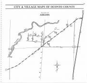 Map Image 039, Oconto County 1992