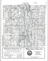 Map Image 004, Outagamie County 1989