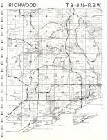 Map Image 001, Richland County 1975