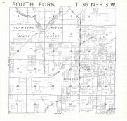 South Fork T36N-R3W, Rusk County 1971